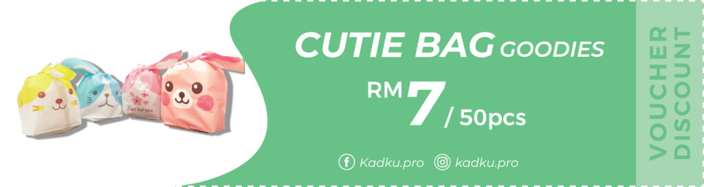 VOUCHER-CUTIE BAG